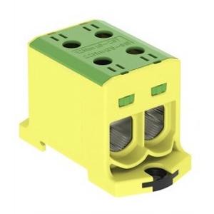 Guida DIN Morsetto Connettore 2.5 mm 4mm e 6mm Disponibile Pannello di controllo